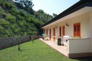 9 - primopiano casavacanze in Calabria